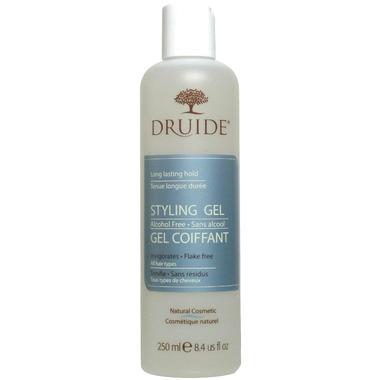 Druide Alcohol Free Hair Gel