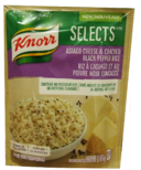 Knorr Selects Asiago Cheese & Cracked Black Pepper Rice Sample