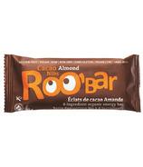 Roobar Cacao Almond Nib Organic Energy Bar