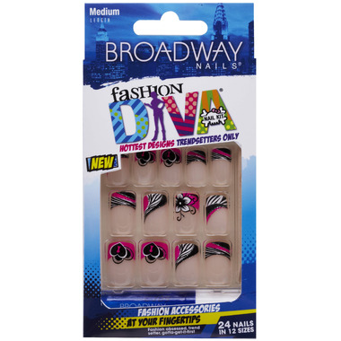 Broadway Nails Fashion Diva Nail Kit