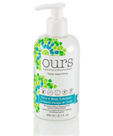 Ours Face & Body Exfoliator
