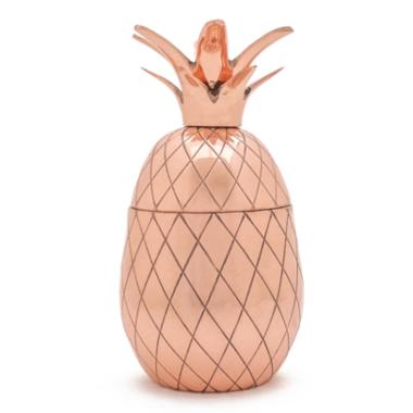 W&P Pineapple Tumbler Copper
