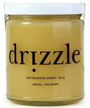 drizzle Raw Seasonal Spring Honey