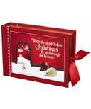 Saxon Chocolates Twas the Night Before Christmas Chocolate Book