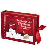 Saxon Chocolates Twas the Night Before Christmas Chocolate Book