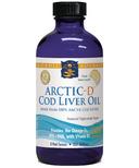 Nordic Naturals Arctic-D Cod Liver Oil