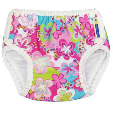 Motherease Swim Diaper Splashing Daisies