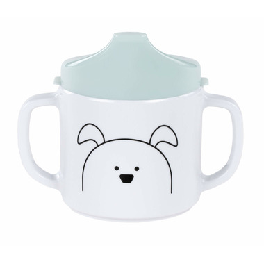 Lassig Little Chums Sippy Cup Dog