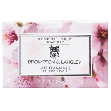 Brompton & Langley Almond Milk Bar Soap