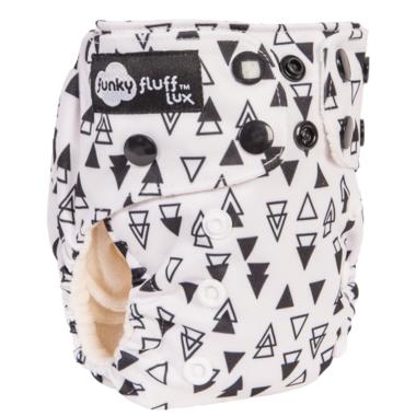 Funky Fluff Newborn Diaper System Funko Metry
