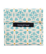 Keep Leaf Reusable Baggie Large Size Geo