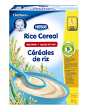 Gerber Baby Cereal - Rice (Add Water)