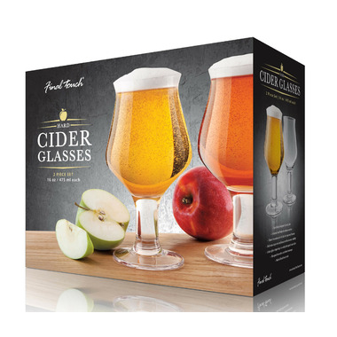 Final Touch Cider Glass