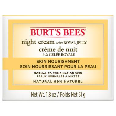 Burt\'s Bees Skin Nourishment Night Cream