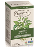 Celestial Seasonings Organic Pure Green Tea