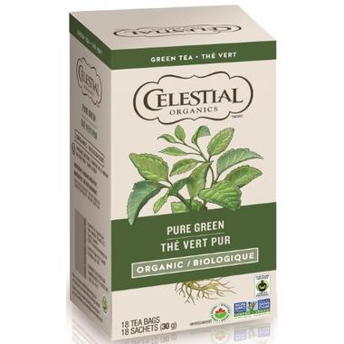 Celestial Seasonings Organic Pure Green Tea