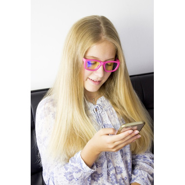Shadez Blue Light Protective Glasses Pink