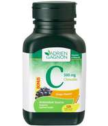 Adrien Gagnon Vitamin C 500 mg Chewable