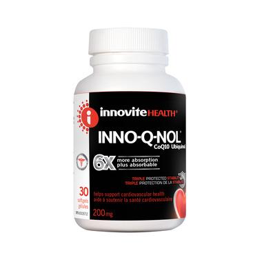 Innovite Health Inno-Q-Nol 200MG