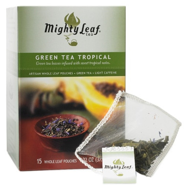 Mighty Leaf Green Tea Tropical