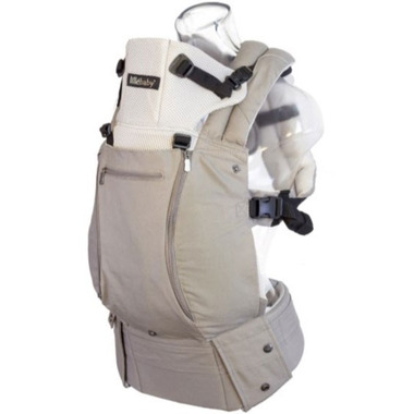Lillebaby Complete All Seasons Stone Baby Carrier