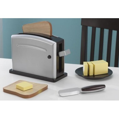 KidKraft Toy Toaster Set