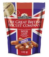 Waterbridge Great British Biscuit Company Milk Chocolate Mini Fingers