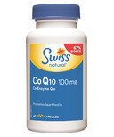Swiss Natural CoQ10 BONUS