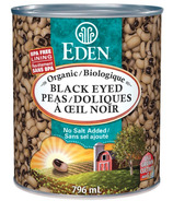 Eden Food Organic Black Eyed Peas