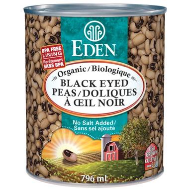 Eden Food Organic Black Eyed Peas