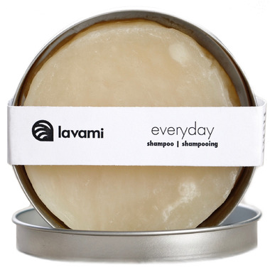 Lavami Everyday Shampoo Bar