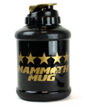Mammoth Mug 5 Star Gold