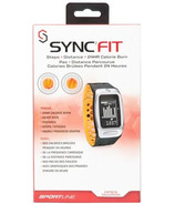 Sportline SYNC Fit Band Orange