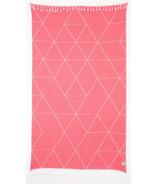 Tofino Towel The Vargas Strawberry Turkish Towel
