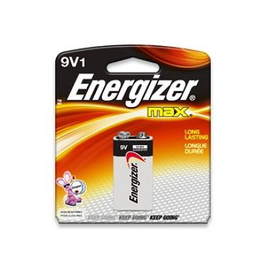Energizer Max 9 Volt Battery