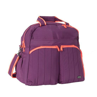 Lug Boxer Gym/ Overnight Bag