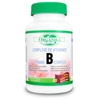 Organika Vitamin B-Complex