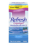 Refresh Liquigel Lubricant Eye Drops