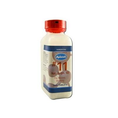 Buy Hyland's Natrum Sulphuricum 6x Cell Salts 1000 Tablets ...