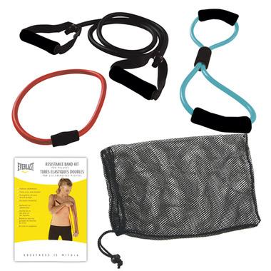 Everlast Resistance Band Kit