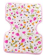 Little Unicorn Cotton Muslin Burp Cloth Berry & Bloom