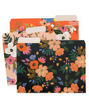 Rifle Paper Co. Lively Floral File Folder Set
