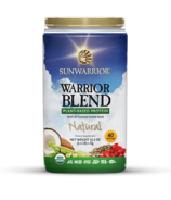 Sunwarrior Warrior Protein Blend Natural