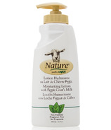 Nature by Canus Moisturizing Lotion with Fresh Goat's Milk Fragrance Free