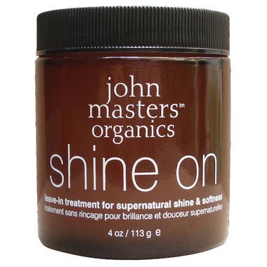 John Masters Organics Shine On Leave-In Treatment