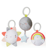 Skip Hop Silver Lining Cloud Ball Chime Trio
