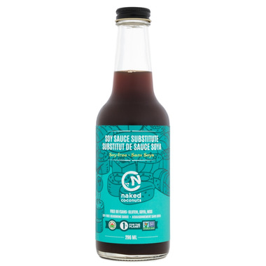Naked Coconuts Organic Soy Free Soy Sauce Substitute