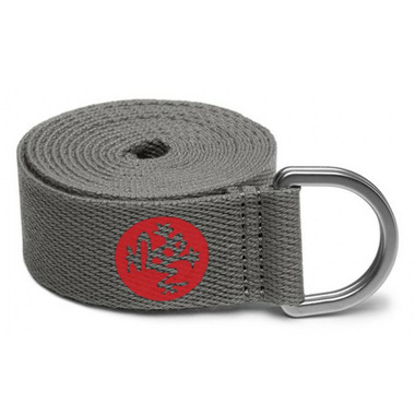 Manduka 8 Feet UnfoLD Yoga Strap Thunder