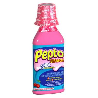 Pepto-Bismol Extra Strength Liquid