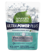 Seventh Generation Ultra Power Plus Automatic Dishwasher Packs